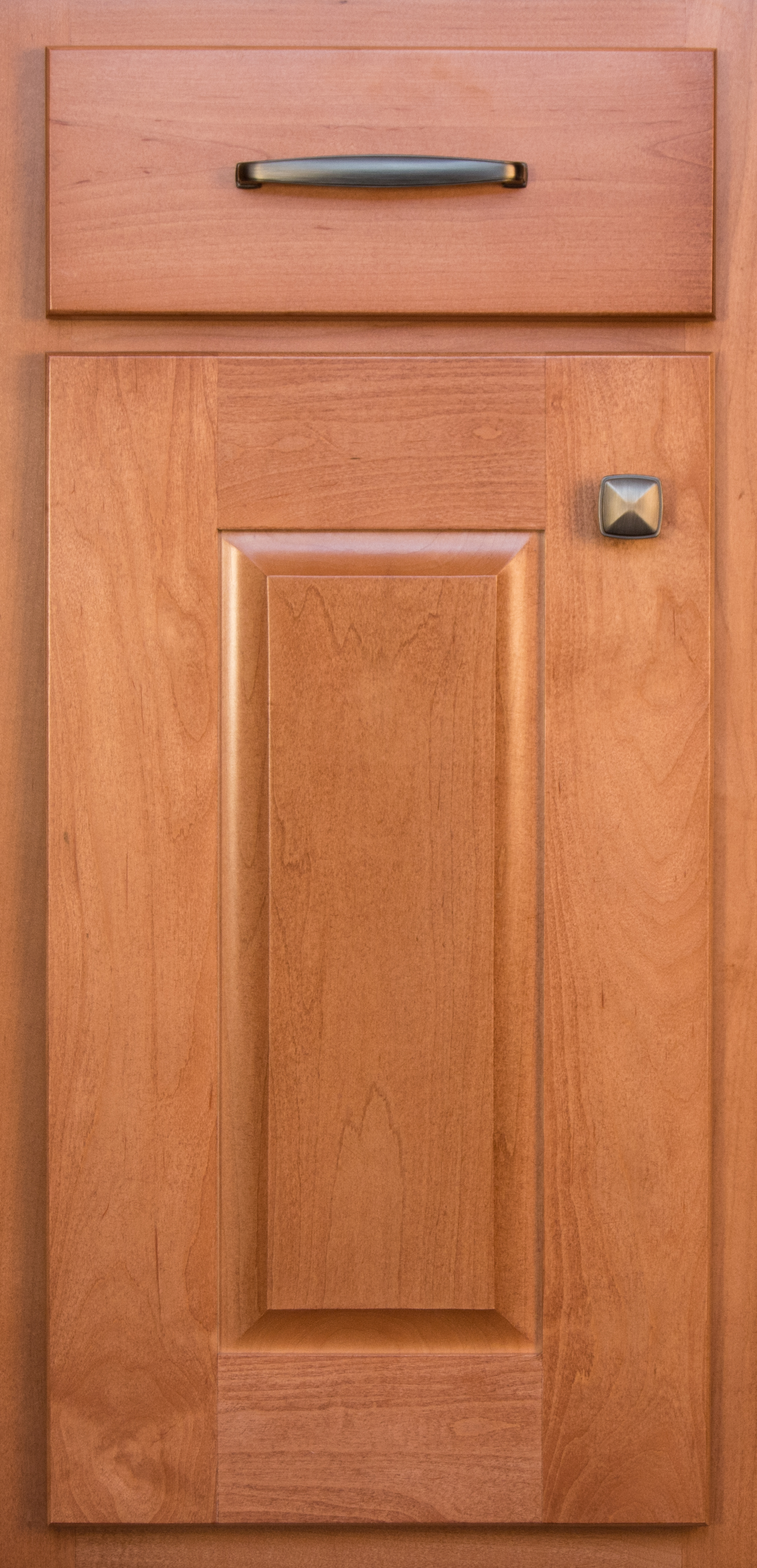 A Square Wide Rail Door Style, That Creates A More Contemporary Design That  Is Clean And Simple.